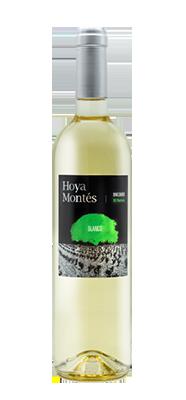 Vino Blanco Hoya Montés
